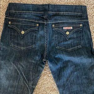 Hudson Flap Pocket Bootcut Jean